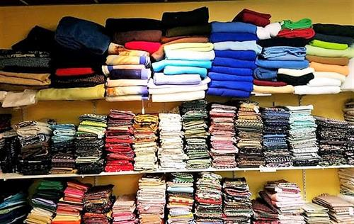 Some of our Fabric