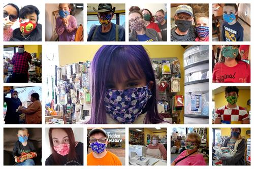 Mask Up Longmont Mission - Part 1