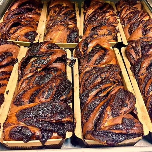 Supreme choclate babka