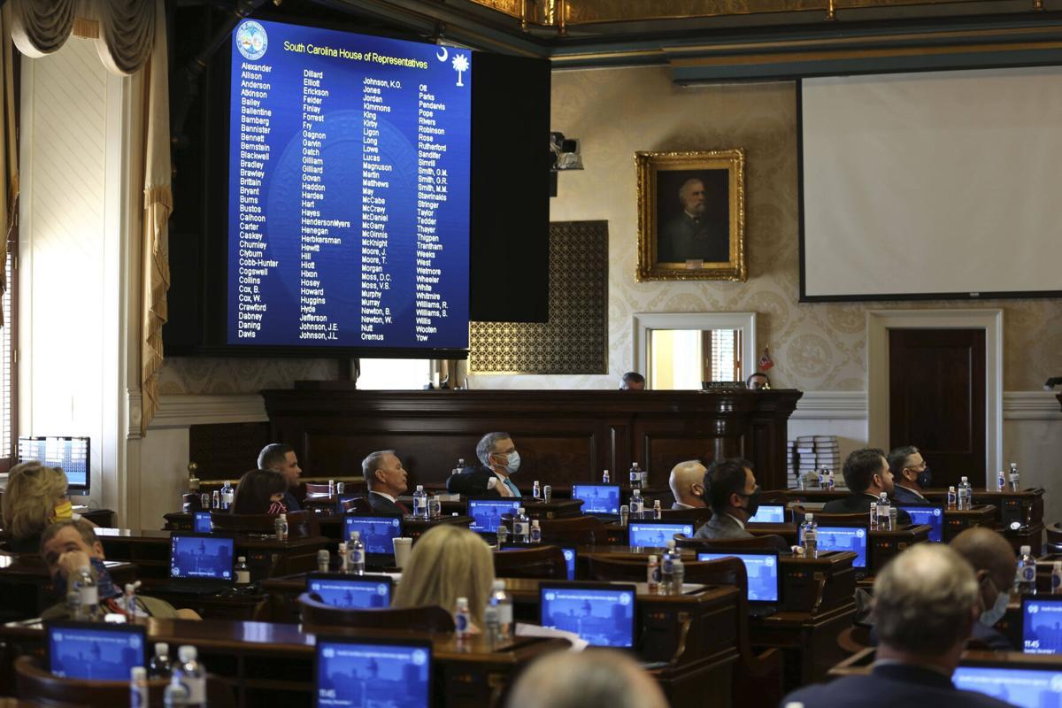 SC General Assembly Begins