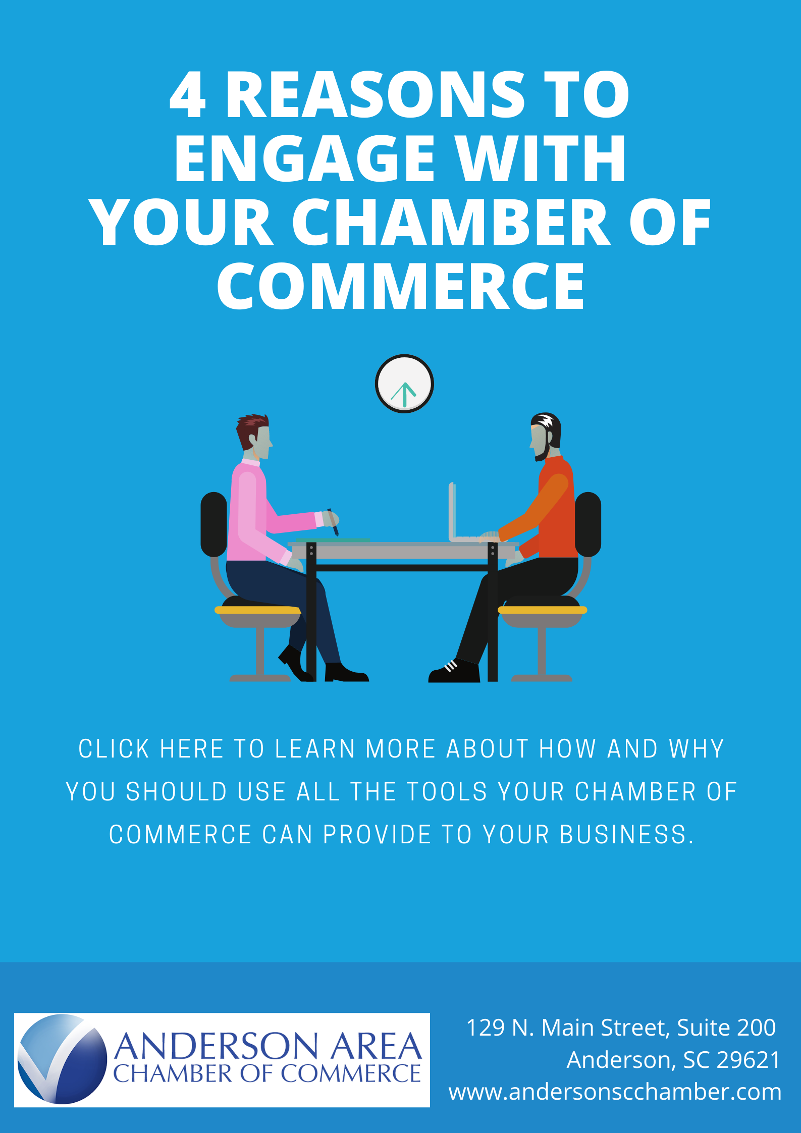 Reasons to stay engaged with your Chamber