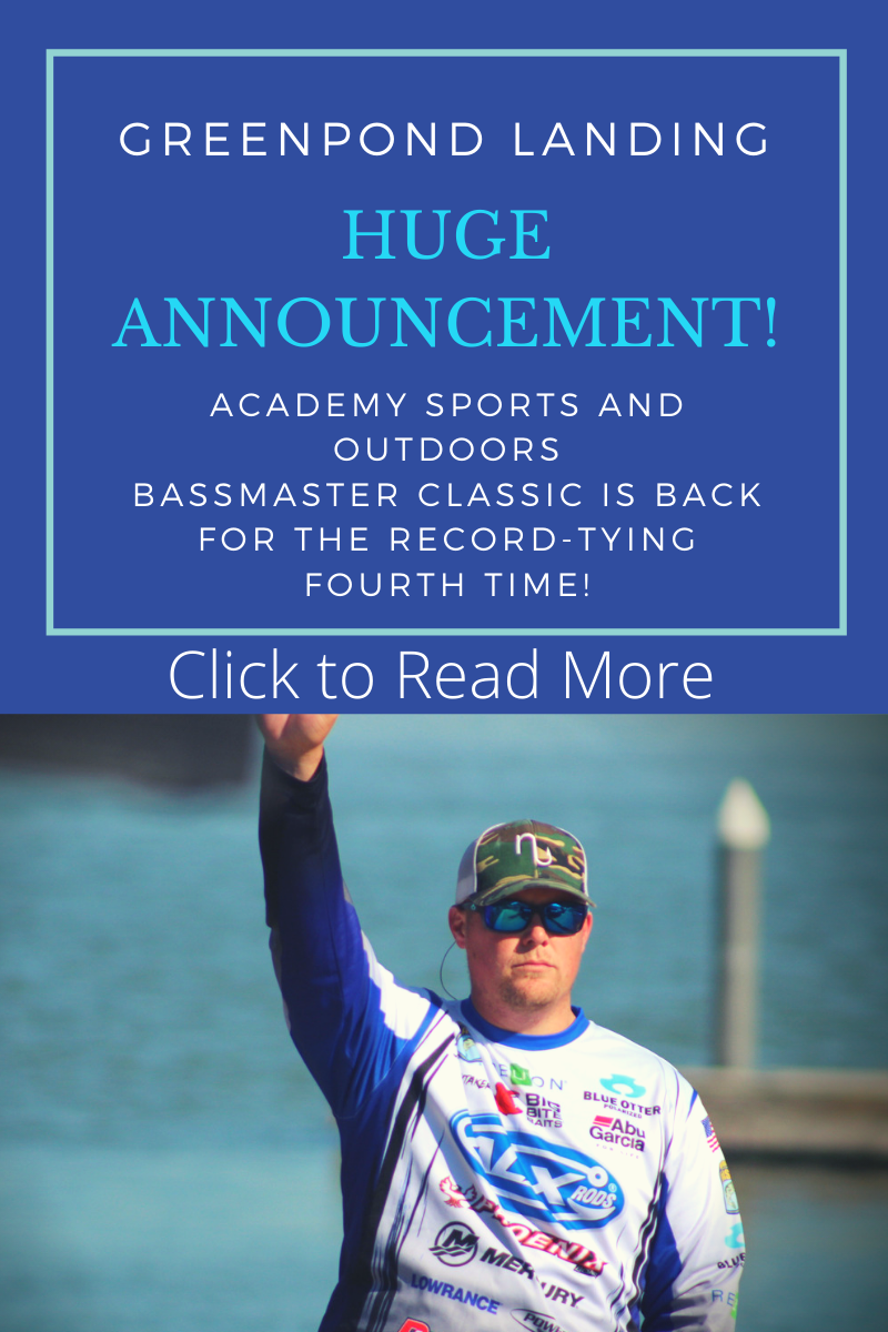 Bassmaster Classic returning to Upstate in 2022