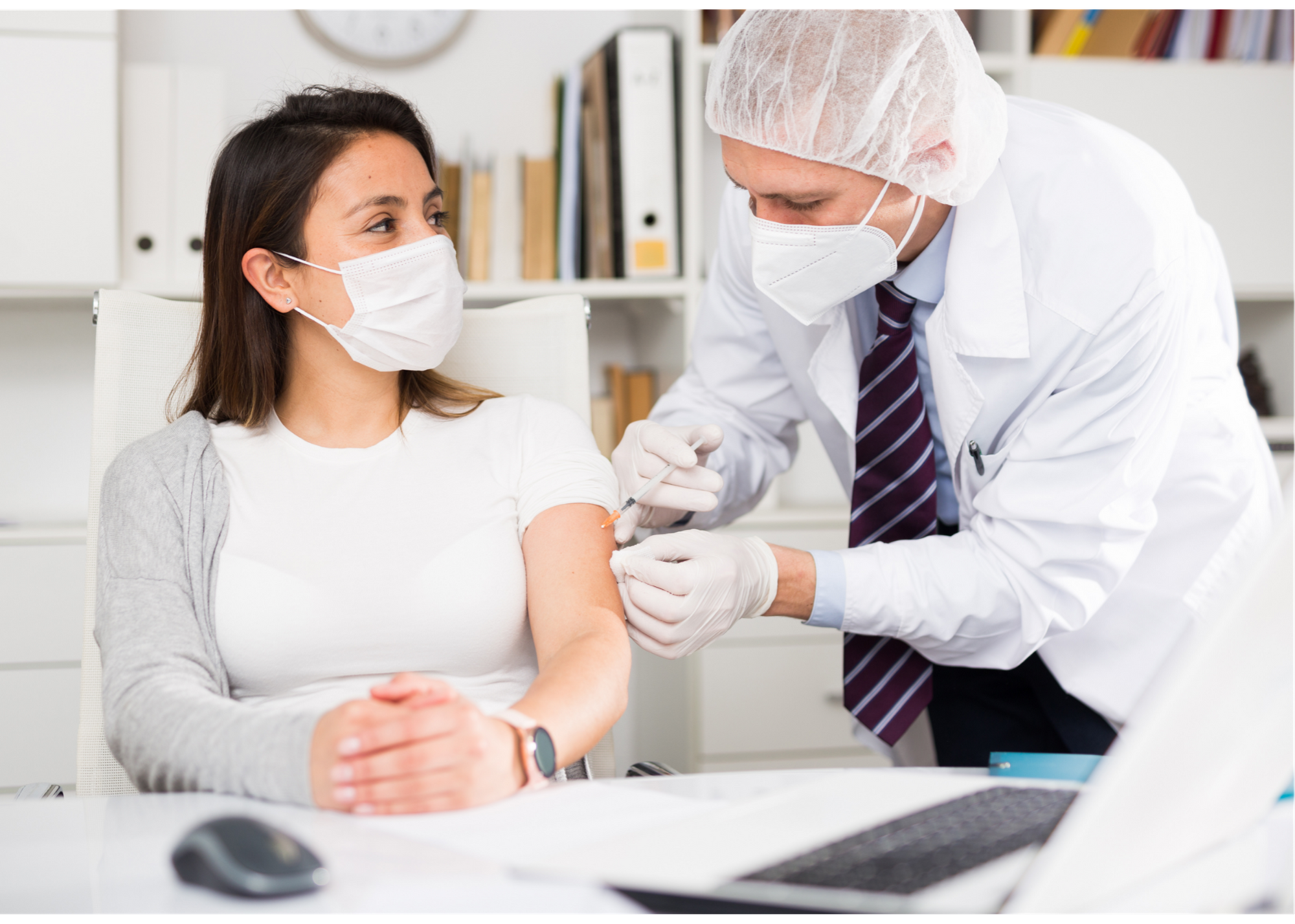 Image for EEOC Issues Updated Guidance on Vaccines in the Workplace