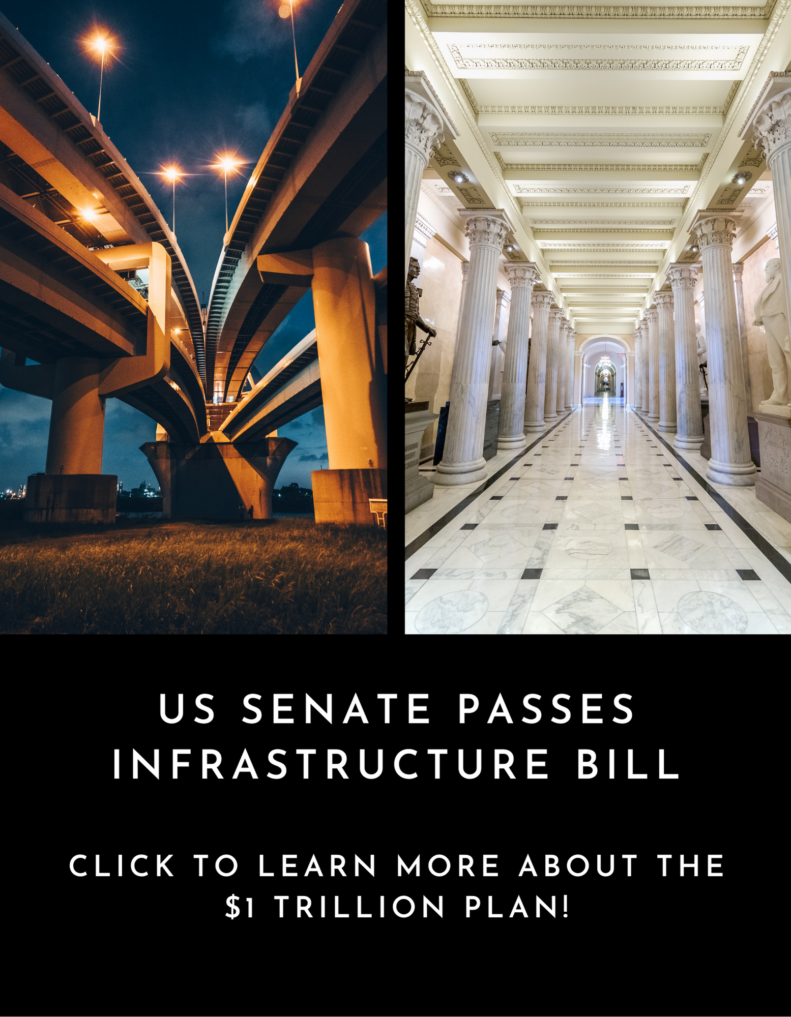 Image for Federal Infrastructure Update