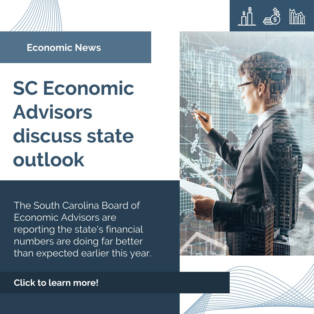 SC Board of Economic Advisors Update