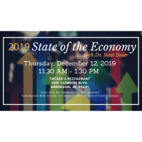 2019 State of the Economy with Dr. Scott Baier
