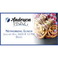 Anderson Rising Networking Lunch - January 2020