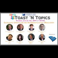 2019 January Toast 'N Topics
