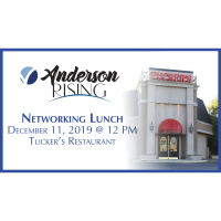 Anderson Rising Networking Lunch - December 2019