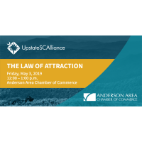 The Law of Attraction Workshop with Upstate SC Alliance