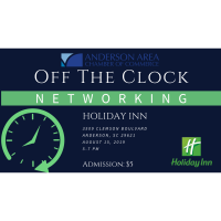 August 2019 Off the Clock - Holiday Inn