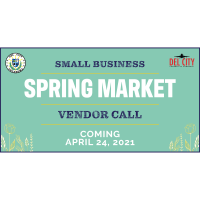 2021 Small Business Spring Market
