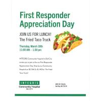 First Responder Appreciation Day