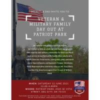 Del City-SNU Veterans & Military Family Day Out at Patriot Park