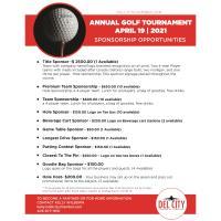 Annual Golf Tournament 2021
