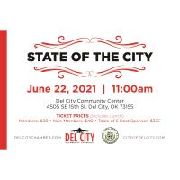 2021 State of the City Luncheon