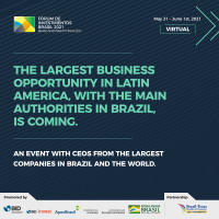 Brasil Investment Forum 2021