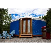 Stockton Harbor Yurts - Stockton Springs