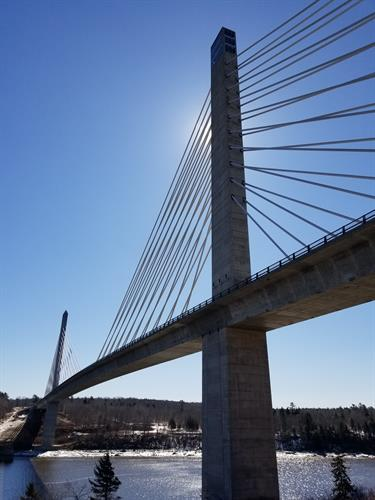 Penobscot Narrows Bridge & Observatory