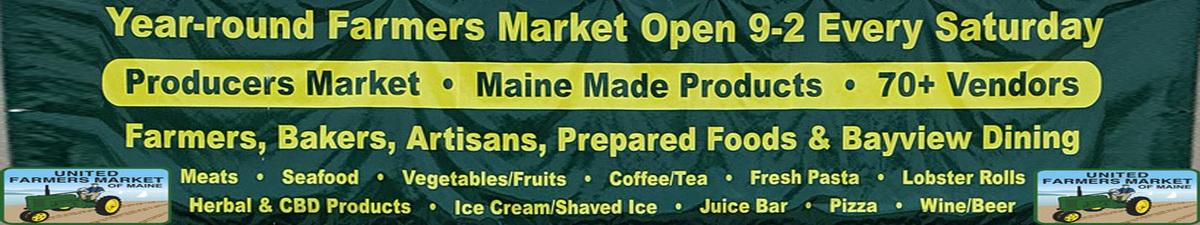 United Farmers Market of Maine
