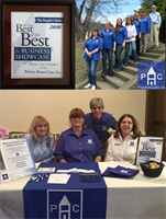 2017 & 2018 Waldo County Best of the Best Award for 'Best Home Care Provider'