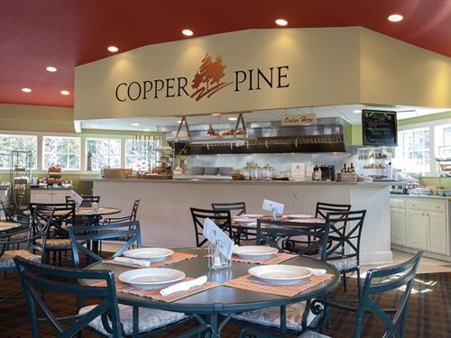 Copper Pine Cafe