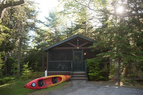 Rent Kayaks or Gas Grills