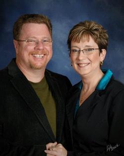 Allan & Leeanne Hewey