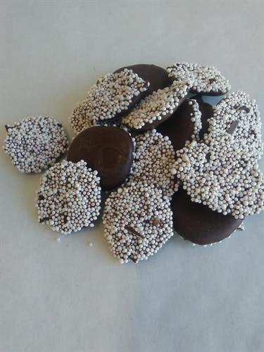 Handcrafted small batch Nonpareils