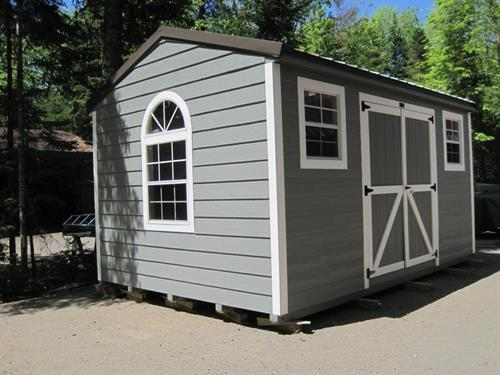 Basic shed with options