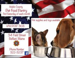 Waldo County Pet Food Pantry