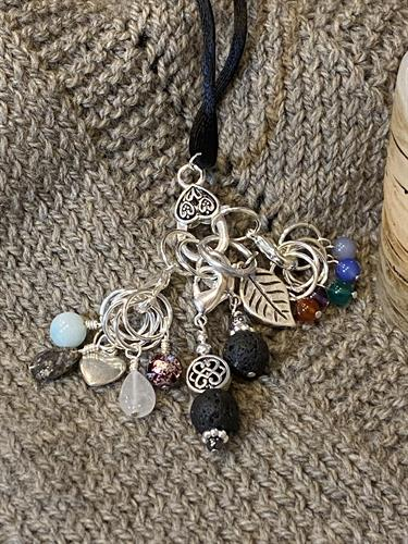 Stitch Marker Necklace
