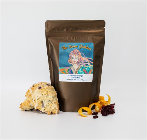 Cranberry Orange Premium Scone Mix