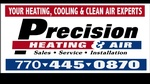 Precision Heating & Air Inc.
