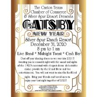 It's a Great Gatsby New Year - 2020