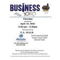 2021 Business After Hours - April - T.A. Hale