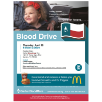 2021 Blood Drive _Canton Oaks
