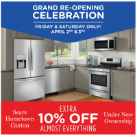 2021 Sears Grand Re-opening