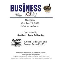 2021 - Business After Hours - October - Southern Brew Coffee Co.