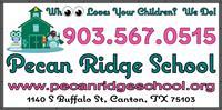 Pecan Ridge School