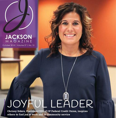 Our Joyful CEO, Chrissy Siders