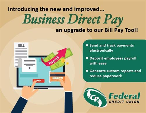 Business Direct Pay