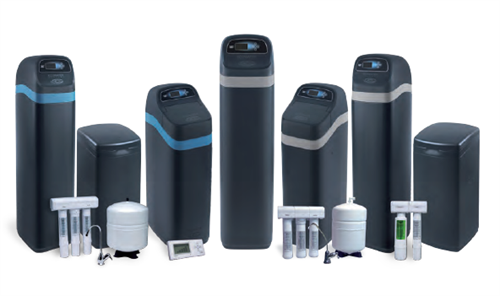 EcoWater Brand Water Treatment Systems