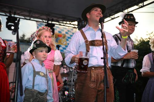 Oktoberfest! Save the date -- September 28th and 29th this year :)