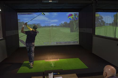 The best golf simulator technology