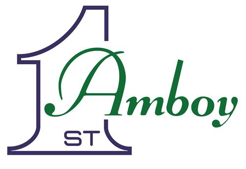 The First National Bank in Amboy, Where you come First!