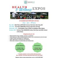 Health & Wellness Exhibitor Opportunities