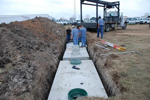 Commercial Septic Design and Installation