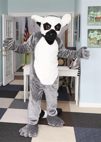 CLEAR Lemurs - School Mascot