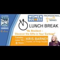 Women in Business Professional Growth Series - Online Lunch Break